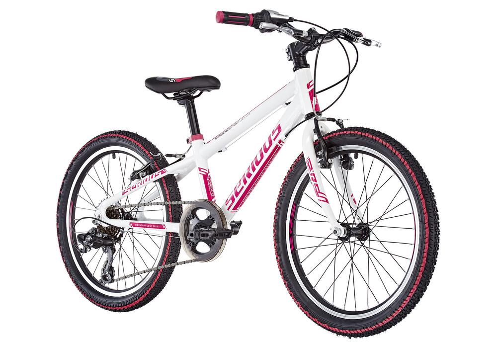 Serious Rockville 20 flash-pink online kaufen   fahrrad.de